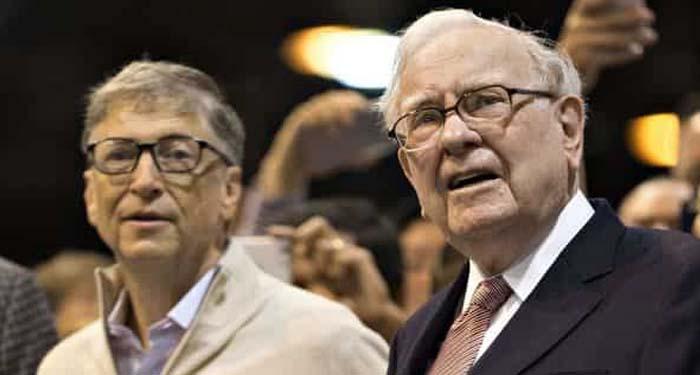 Warren Buffett resigns as trustee of Bill & Melinda Gates Foundation