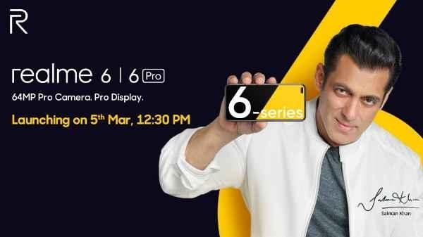 Realme 6 Pro को मिला नया अपडेट, सुपर पॉवर सेविंग मोड के साथ कई खास फीचर्स उपलब्ध