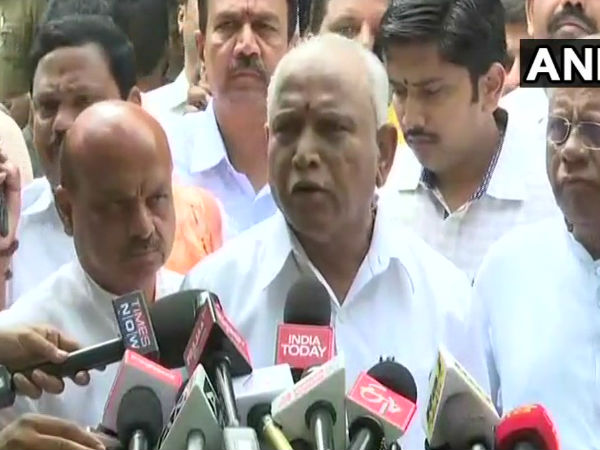 Governor has invited BS Yeddyurappa to form govt