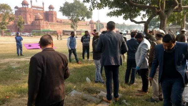 Forensic team reached Red Fort to collect evidence of Republic Day incident