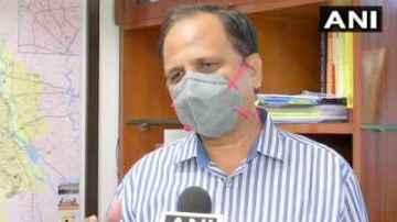Coronavirus Delhi Health Minister Satyendar Jain about rapid testing kits red zone orange zone