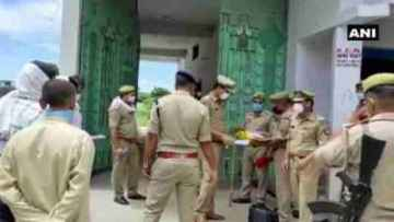 Police seizes property of a gangster worth over Rs 6 crores