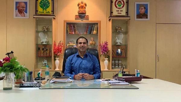 नागौर जिला कलेक्टर डॉ. जितेन्द्र कुमार सोनी का साक्षात्कार