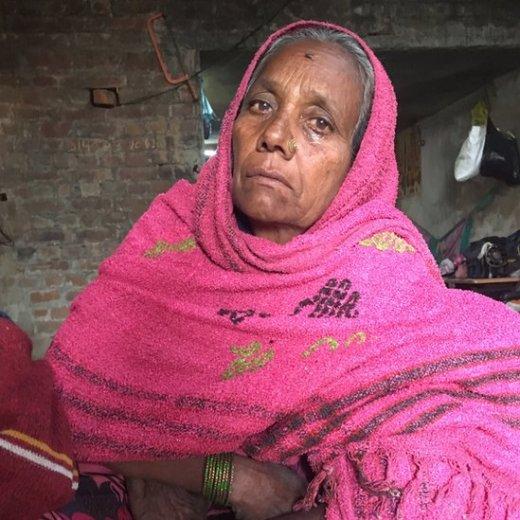 बिंदू की दादी