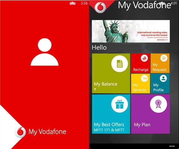 My-Vodafone