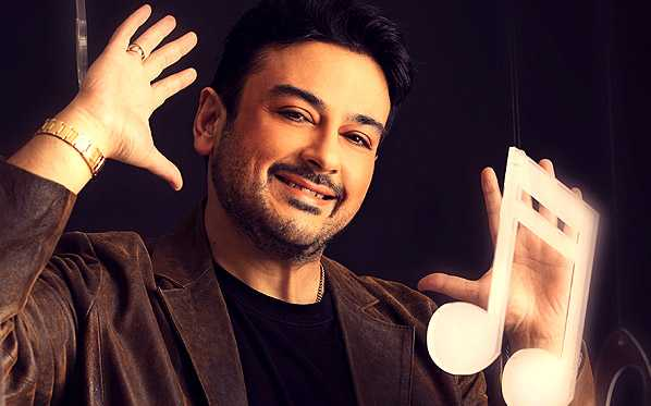 Adnan sami become Indian citizen