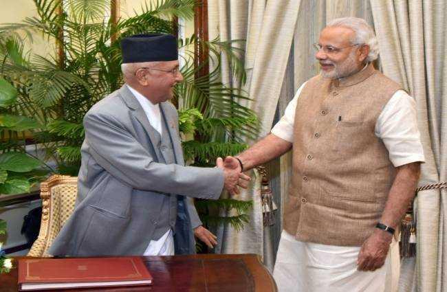 के.पी ओली का भारत दौरा, किए 9 समझौतों पर हस्ताक्षर!