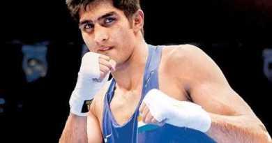 दिल्ली में 11 जून को विजेंदर सिंह का पहला पेशेवर खिताबी मुकाबला!