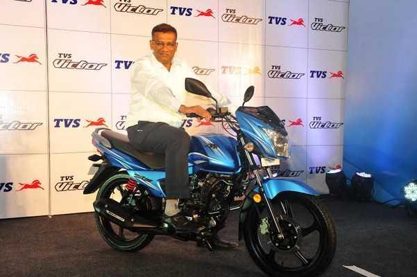 दिल्ली में लॉन्च हुआ टीवीएस विक्टर नया वर्जन, जानें कीमत