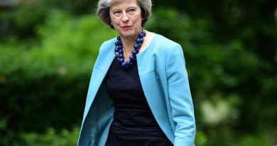 कैमरन के बाद थेरेसा बनेंगी, ब्रिटेन की नई प्रधानमंत्री