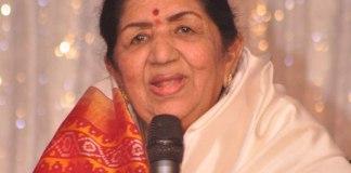 लता दीदी ने मराठी और हिंदी फिल्मों में काम किया