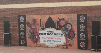 दी ग्रेट इंडियन फ़ूड फेस्टिवल