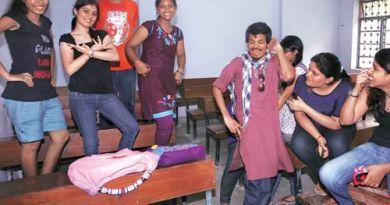 दिल्ली विश्वविद्यालय के छात्र