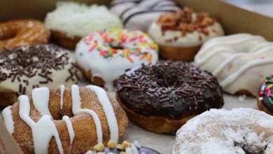 मुँह मीठा करें डोनट के साथ