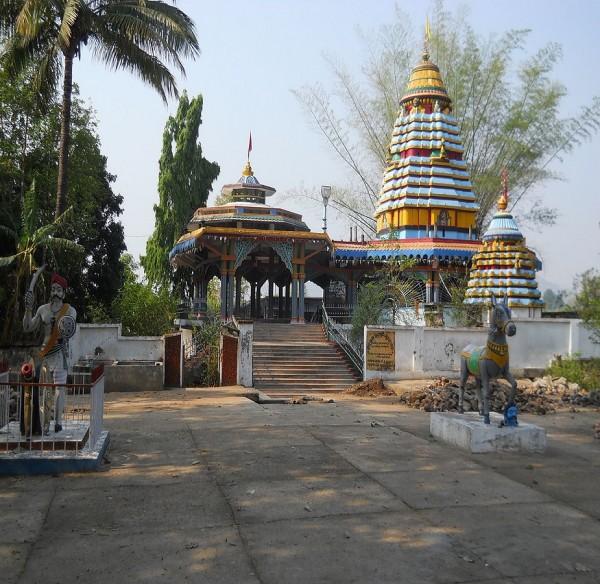 BHARATI-MAA-TEMPLE