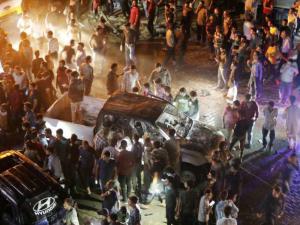 syria bomb blast