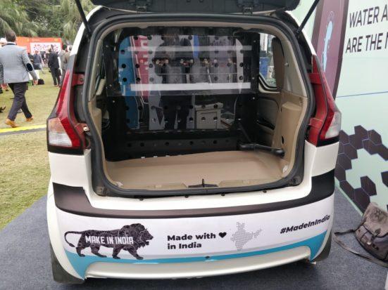 electronic car