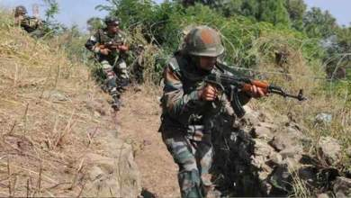 Jawan Killed at ceasefire