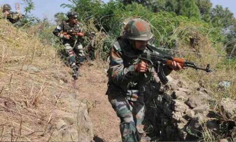 Jawan Killed at ceasefire