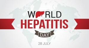 World Hepatitis Day Design Vector