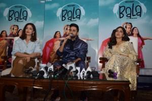 Bala movie promotion