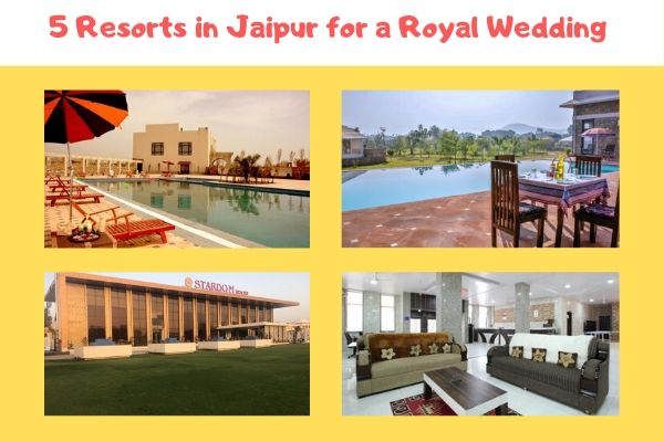 destination for wedding in india