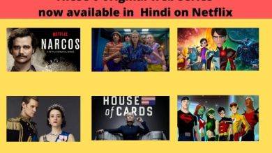 Netflix web series