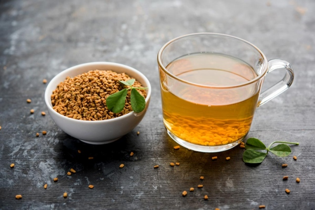 Fenugreek water benefits