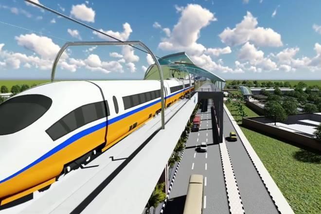 delhi meerut metro project