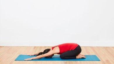 kandhe ke dard ke liye yoga