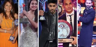 bigg boss winners list 1 to 12