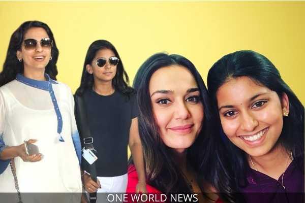 Juhi Chawla's daughter Jahnavi Mehta