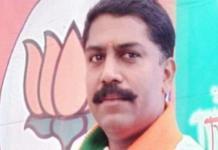 बीजेपी नेता मनोज ठाकरे की हत्या