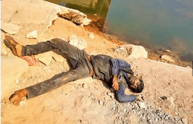 BJP कार्यकर्ता की हत्या