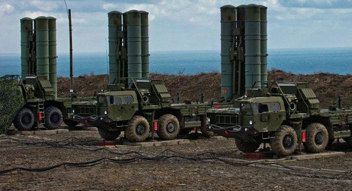 S-400 एयर डिफेन्स मिसाइल सिस्टम
