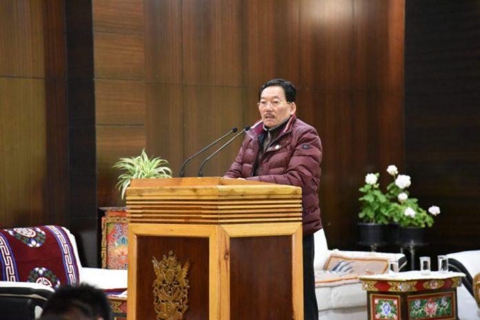 सिक्किम सरकार यूबीआई