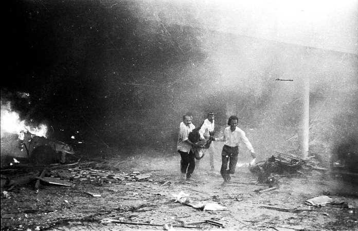 1993 मुंबई बम ब्लास्ट