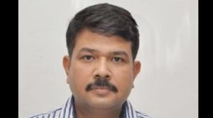 सीबीआई के संयुक्त निदेशक पंकज श्रीवास्तव