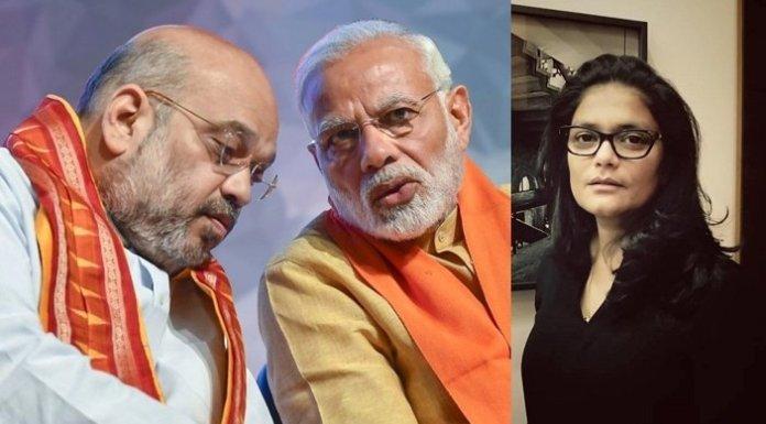 Modi-Shah-Sushmita-Dev