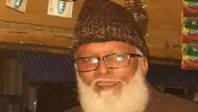 भाजपा नेता गुल मोहम्मद मीर