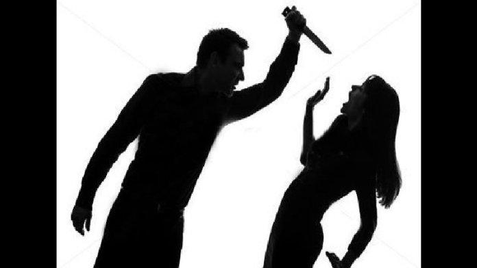 पत्नी की हत्या