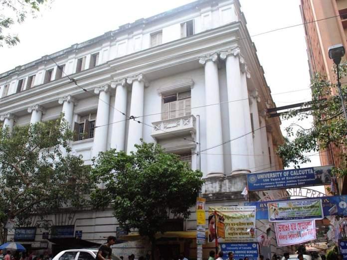 कलकत्ता यूनिवर्सिटी