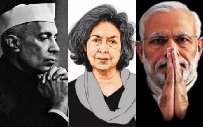 मोदी की 'story-telling' उसी 'reality' से निकली है जो आपके मामा नेहरू ने दी थी