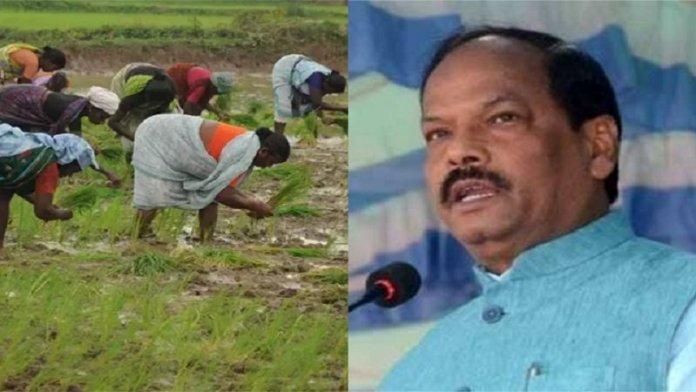 किसानों के लिए रघुबर दास ला रहे हैं अच्छे दिन?