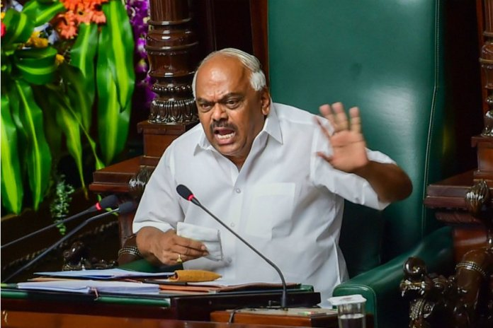 स्पीकर रमेश कुमार