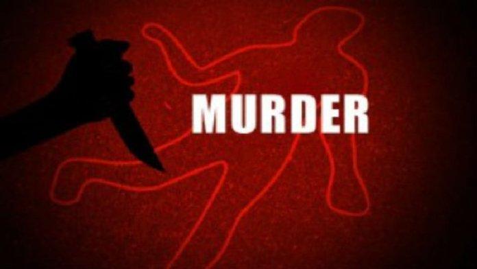 बीजेपी नेता की हत्या