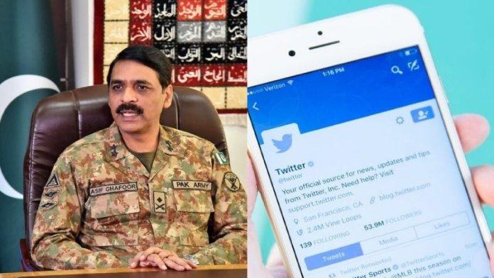 पाकिस्तान, ट्विटर