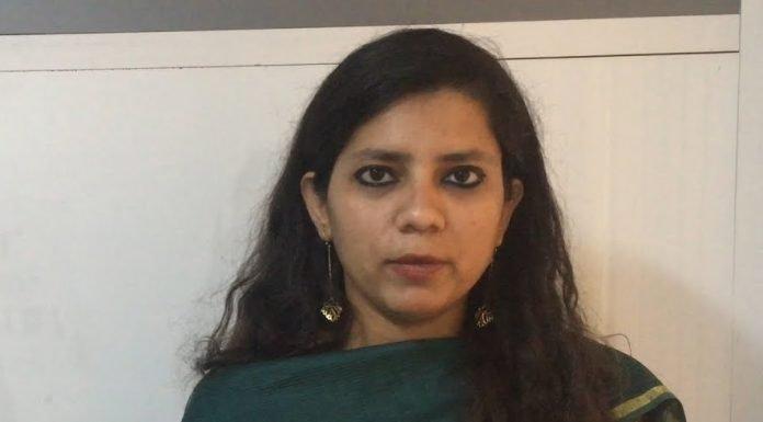 द हिंदू की पत्रकार, जम्मू कश्मीर के पुलिस अधिकार