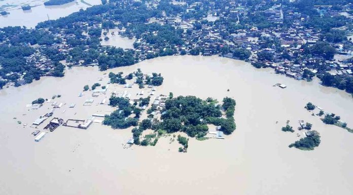 बाढ़, बिहार और बर्बादी पर्याय बनते जा रहे हैं