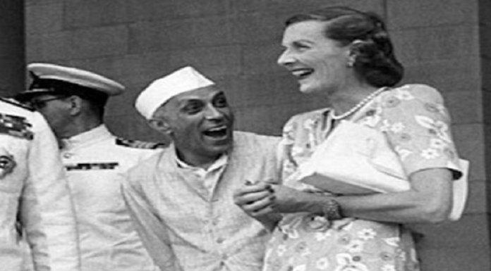 बँटवारे के लिए नेहरू ज़िम्मेदार